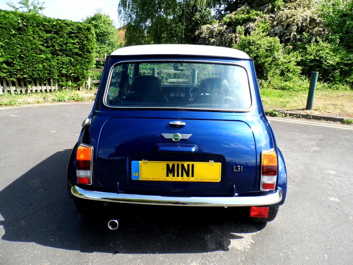 2000 Austin Mini 1.3i Cooper For Sale (picture 4 of 6)