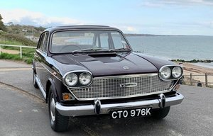 Picture of Austin 3 Litre Auto 1971 - To be auctioned 26-03-21 For Sale by Auction