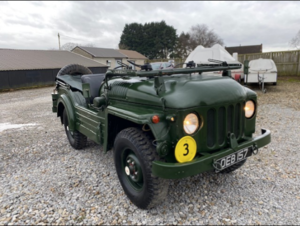 Picture of 1955 Austin® Champ (OEB) For Sale