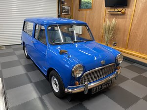 Picture of 1966 Austin Mini Countryman For Sale