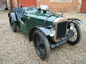Picture of 1931 An appealing recreation of S A Crabtree's Ards TT racer