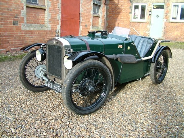1931 An appealing recreation of S A Crabtree's Ards TT racer For Sale (picture 2 of 8)