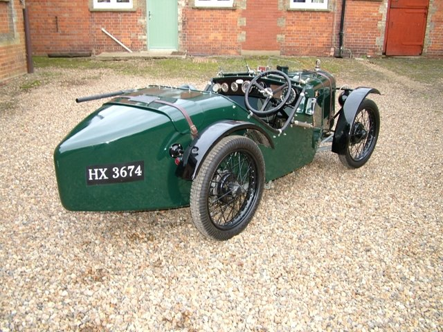 1931 An appealing recreation of S A Crabtree's Ards TT racer For Sale (picture 3 of 8)