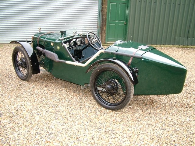 1931 An appealing recreation of S A Crabtree's Ards TT racer For Sale (picture 4 of 8)