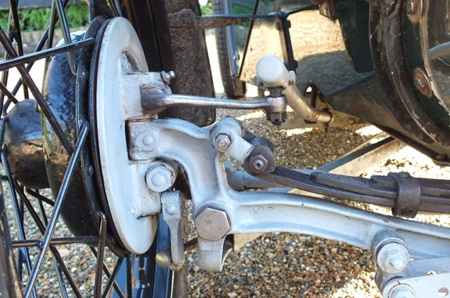 1931 An appealing recreation of S A Crabtree's Ards TT racer For Sale (picture 8 of 8)
