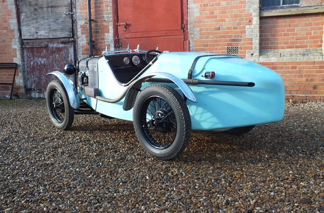 1934 A very good Ulster replica with lots of A7 performance bits! For Sale (picture 4 of 8)