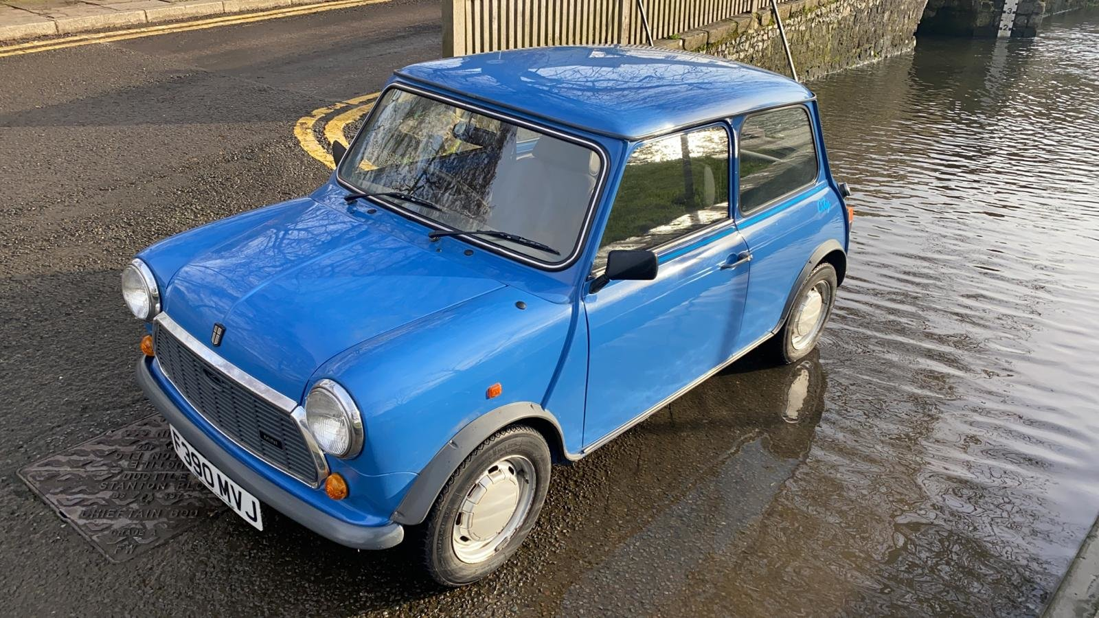 Stunning 1989 Austin Mini City For Sale (picture 1 of 10)