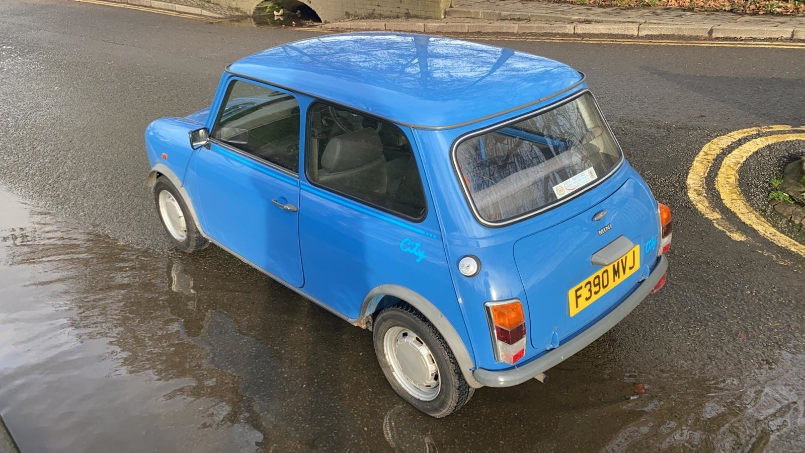 Stunning 1989 Austin Mini City For Sale (picture 4 of 10)