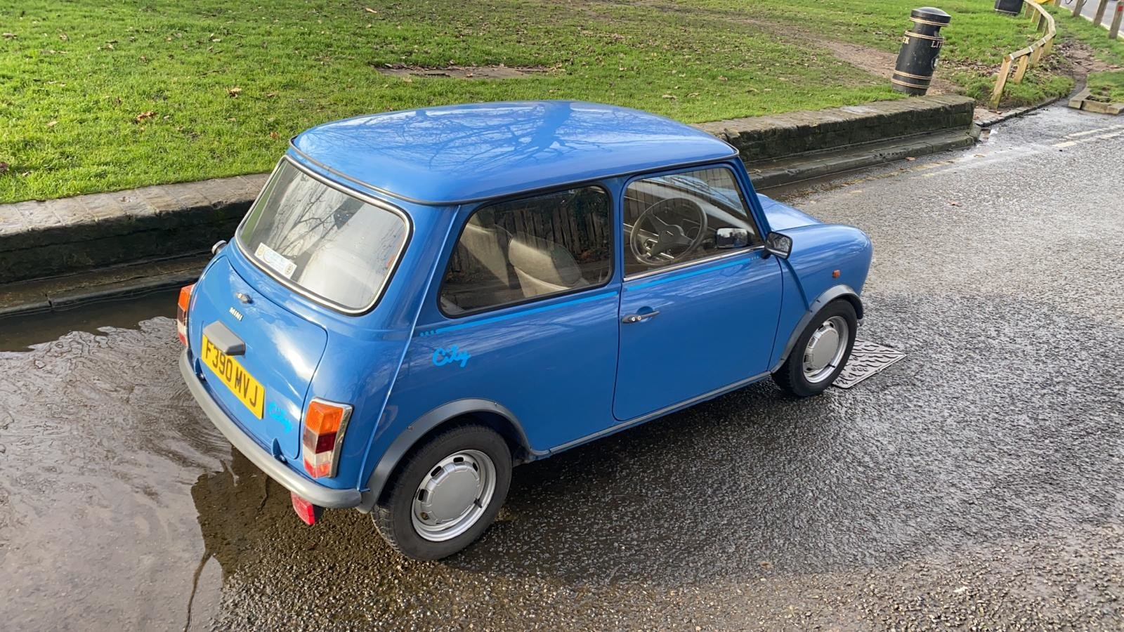Stunning 1989 Austin Mini City For Sale (picture 5 of 10)