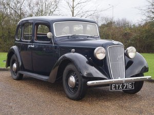 Picture of 1938 Austin 12 Ascot at ACA 13th and 14th February For Sale by Auction