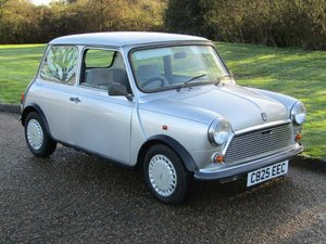 Picture of 1986 Austin Mini 1000 Mayfair at ACA 13th and 14th February For Sale by Auction