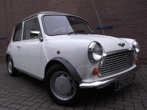 Picture of 1988 Ultra low-mileage Austin Mini City E SOLD