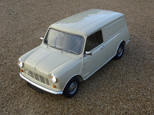 Picture of 1983 Mini Van – Totally Restored to Original Specification For Sale