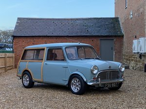 Picture of 1963 Austin Mini Countryman. Build To Modern Standards SOLD