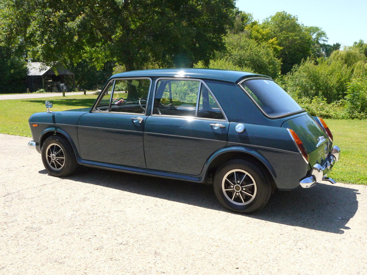 1970 (J) Morris 1100 MKII For Sale (picture 3 of 12)
