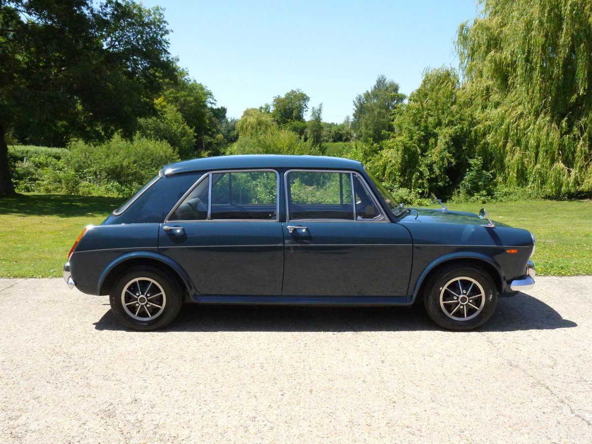 1970 (J) Morris 1100 MKII For Sale (picture 5 of 12)