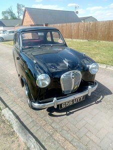Picture of 1955 Austin a30 2 door saloon black fully restored