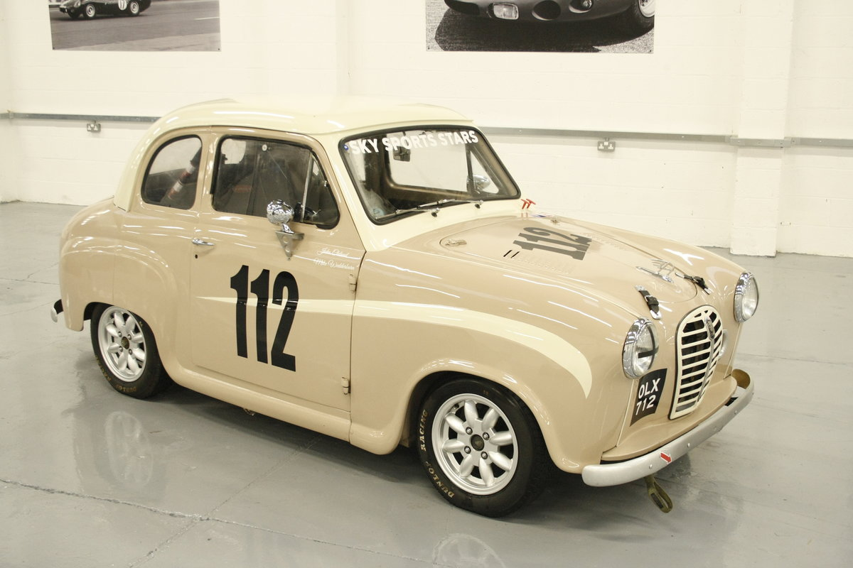 1953 Austin A30 HRDC Academy Race car For Sale (picture 2 of 8)