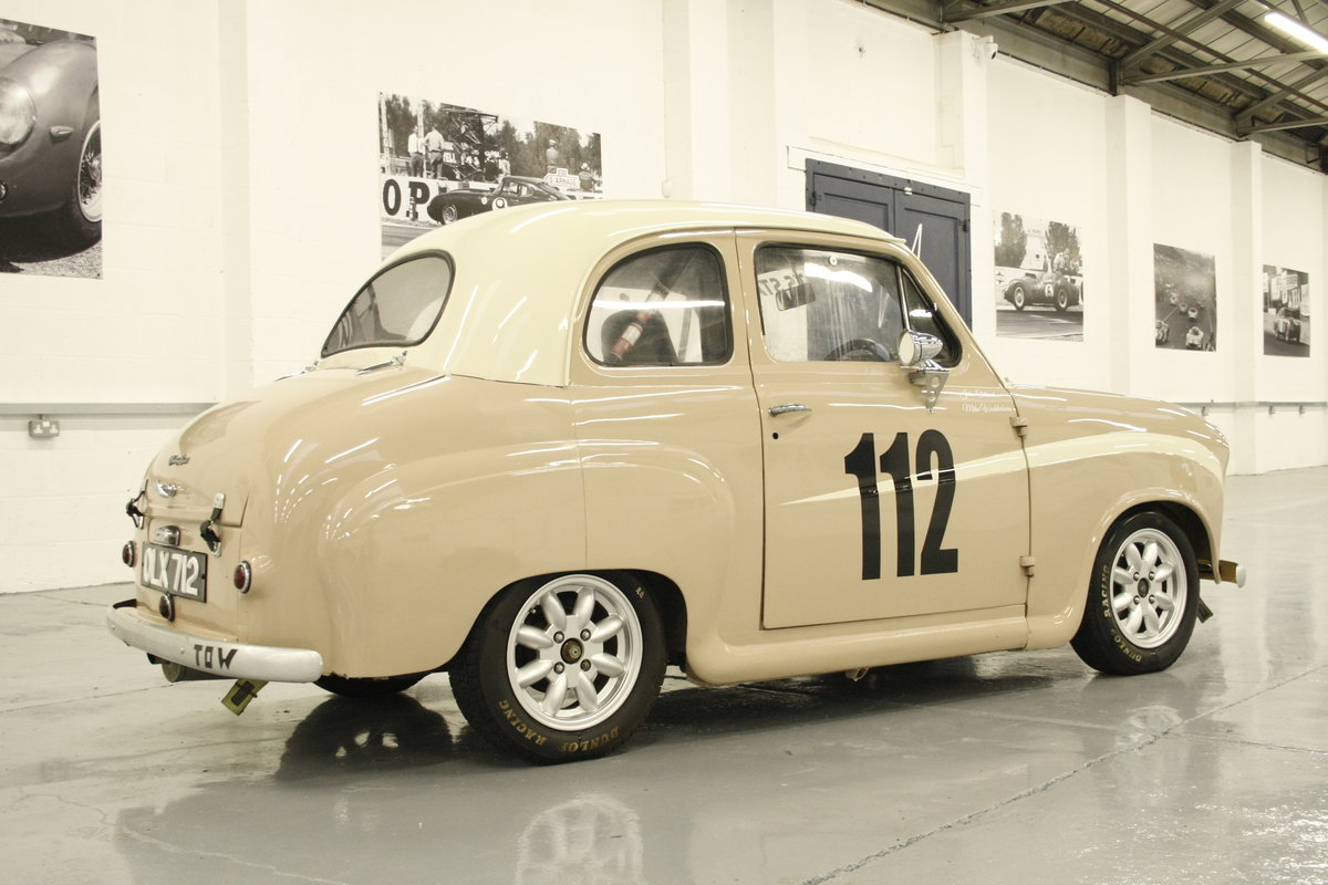 1953 Austin A30 HRDC Academy Race car For Sale (picture 3 of 8)