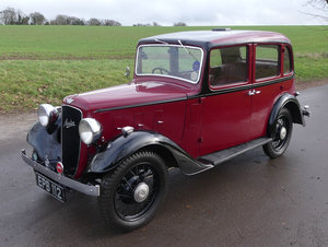 Picture of 1936 Austin Ten Sherborne SOLD