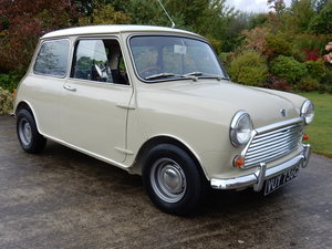 Picture of Austin Mini Cooper  1968  998cc Low mileage for year For Sale