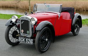 Picture of Austin 7 Seven Nippy Sports 1934 For Sale