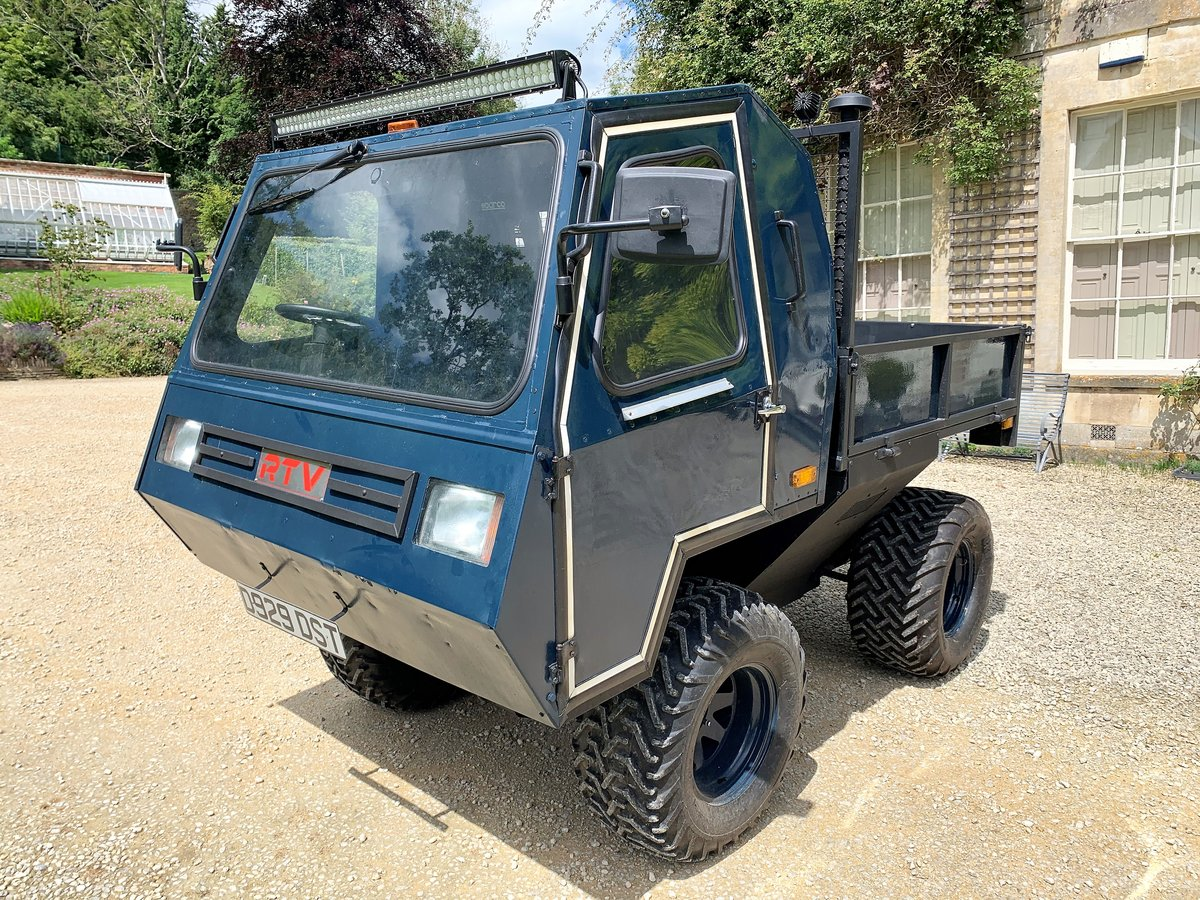 FULLY RESTORED 1986 RTV 4X4-MINI BASED, ONE OF 24 For Sale (picture 1 of 12)