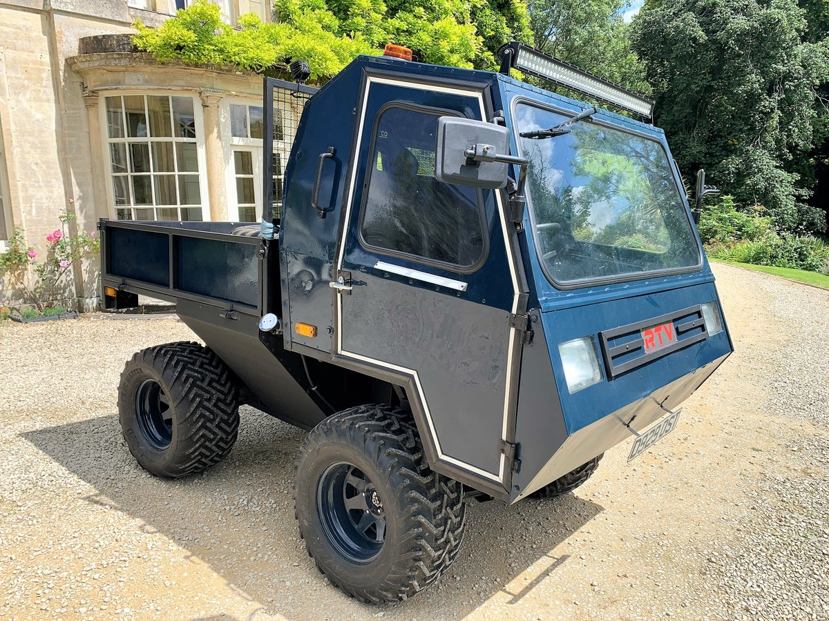 FULLY RESTORED 1986 RTV 4X4-MINI BASED, ONE OF 24 For Sale (picture 2 of 12)
