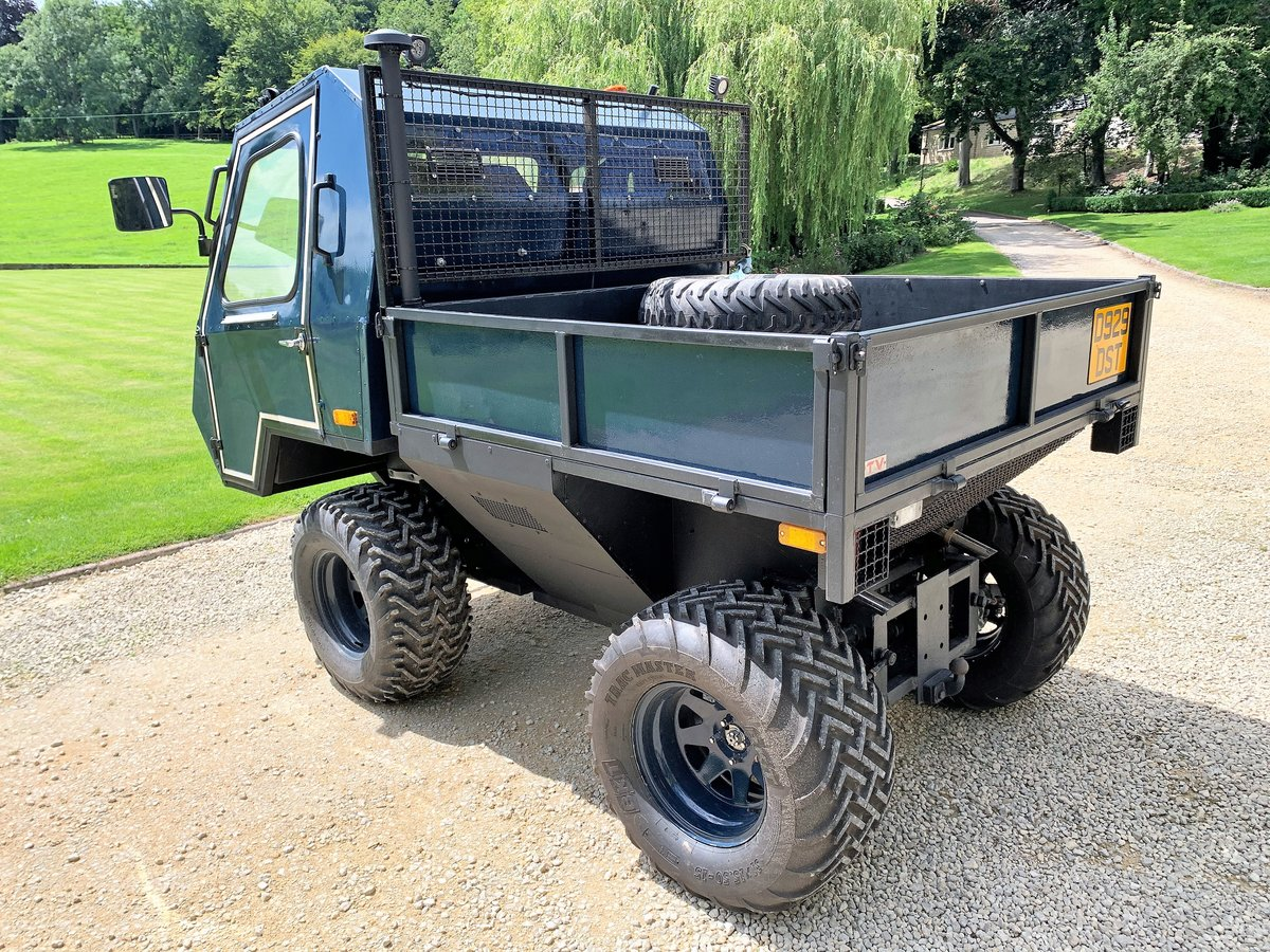 FULLY RESTORED 1986 RTV 4X4-MINI BASED, ONE OF 24 For Sale (picture 3 of 12)
