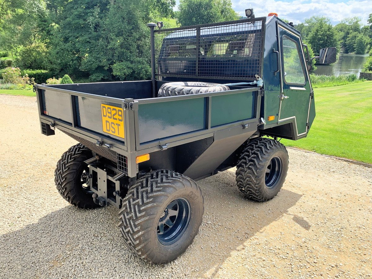 FULLY RESTORED 1986 RTV 4X4-MINI BASED, ONE OF 24 For Sale (picture 4 of 12)