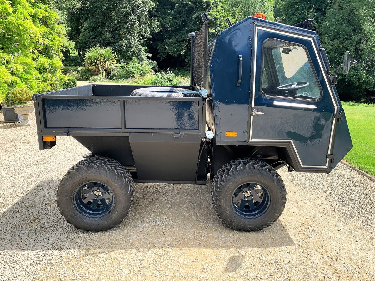 FULLY RESTORED 1986 RTV 4X4-MINI BASED, ONE OF 24 For Sale (picture 5 of 12)