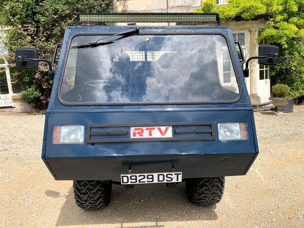 FULLY RESTORED 1986 RTV 4X4-MINI BASED, ONE OF 24 For Sale (picture 6 of 12)