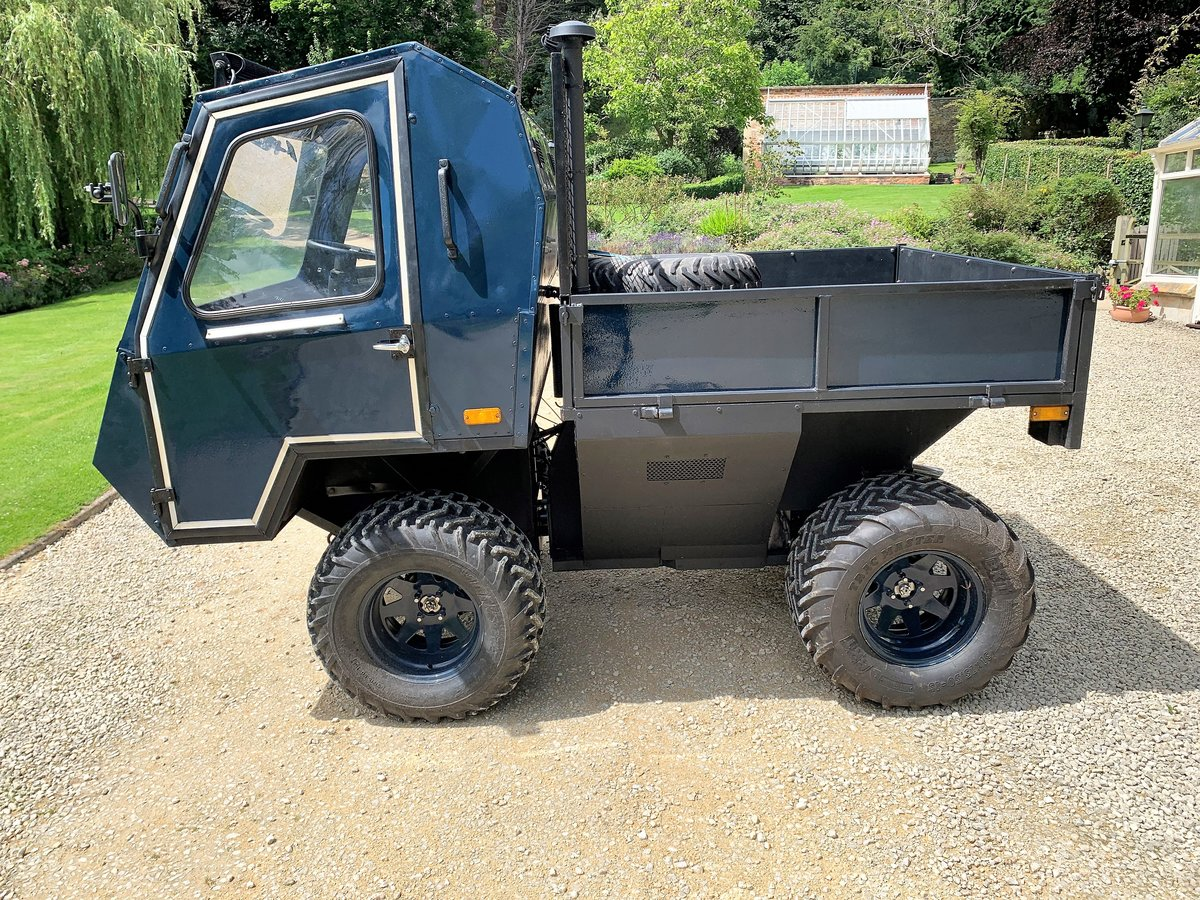 FULLY RESTORED 1986 RTV 4X4-MINI BASED, ONE OF 24 For Sale (picture 7 of 12)