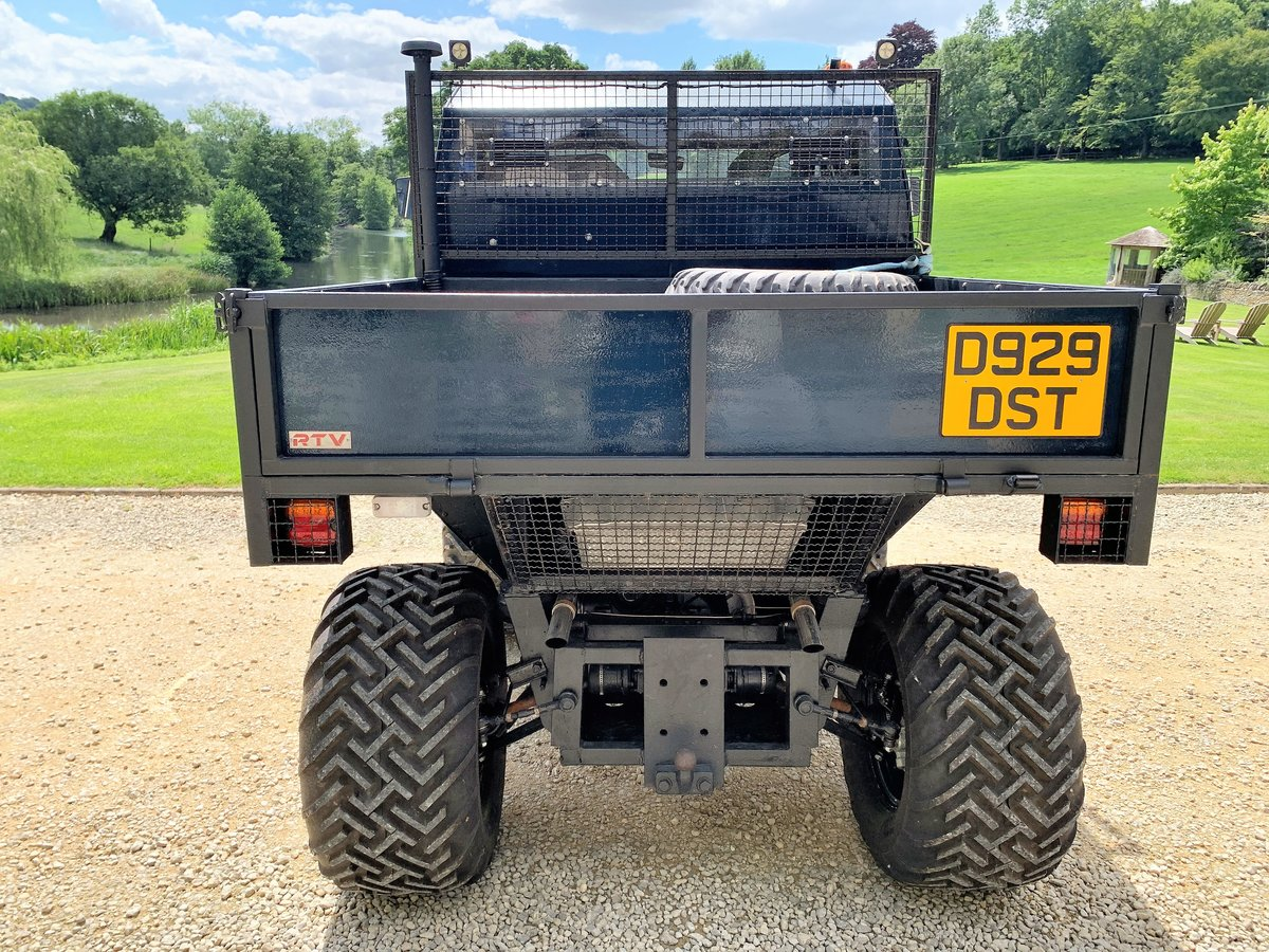 FULLY RESTORED 1986 RTV 4X4-MINI BASED, ONE OF 24 For Sale (picture 8 of 12)