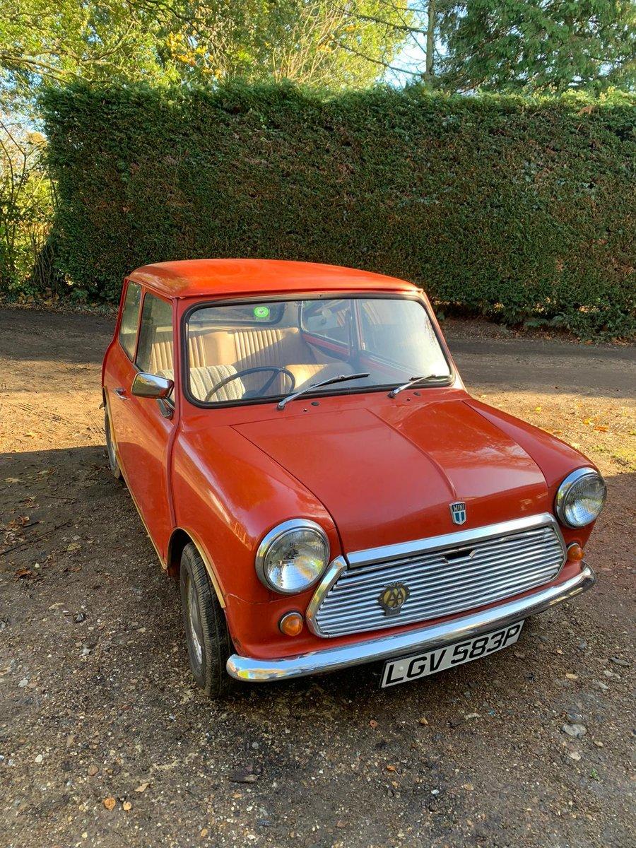 1975 Original Mini 1000 For Sale (picture 3 of 10)