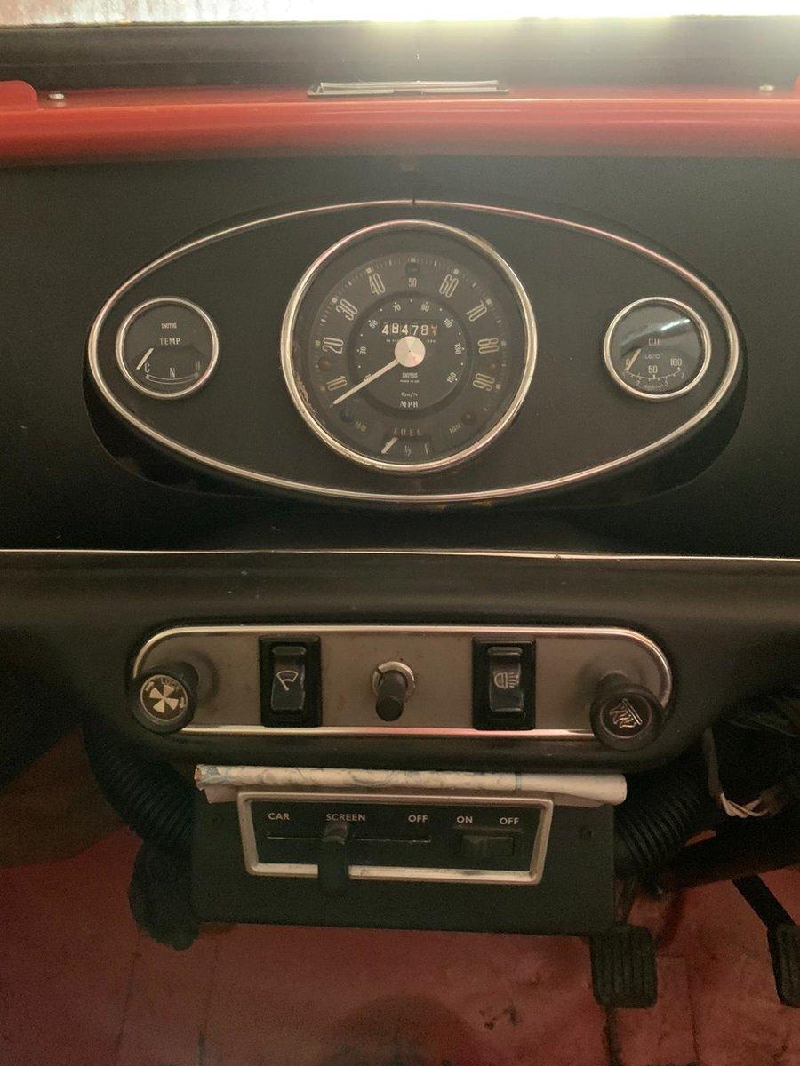 1975 Original Mini 1000 For Sale (picture 4 of 10)