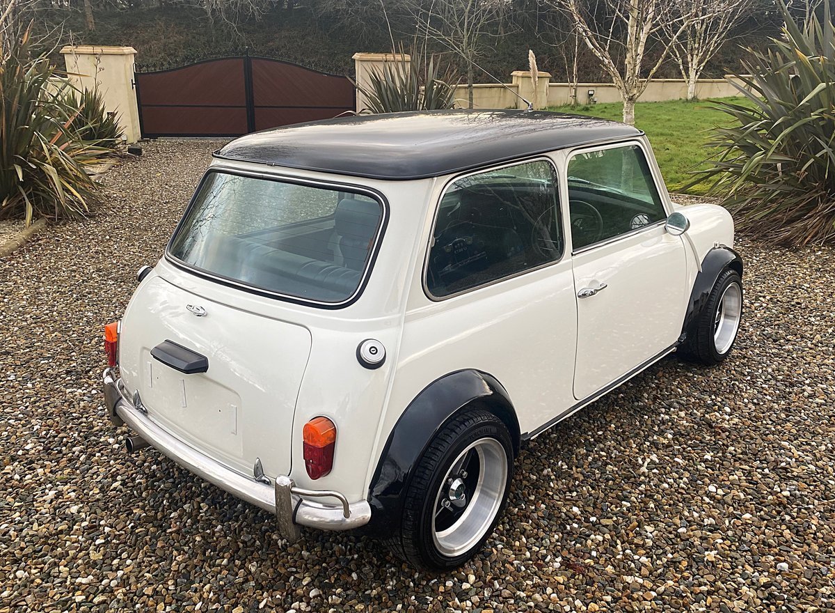 1971 AUSTIN MINI SUPERB SPEC 1380 FAST ROAD SPEC IMMACULATE - PX For Sale (picture 3 of 11)