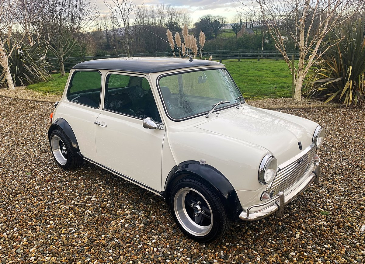 1971 AUSTIN MINI SUPERB SPEC 1380 FAST ROAD SPEC IMMACULATE - PX For Sale (picture 11 of 11)