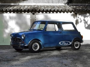 Picture of 1966 Austin Mini Cooper S Mk 1  For Sale by Auction