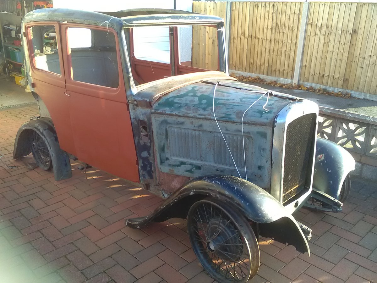 1932 Austin 10/4 For Sale (picture 1 of 10)