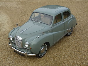 Picture of 1953 A40 Somerset: Body Off Restoration/Low Ownership For Sale