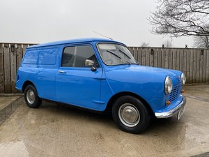 Picture of 1980 AUSTIN CLASSIC MINI VAN MINTER £13995 OFFERS PX PICK UP For Sale
