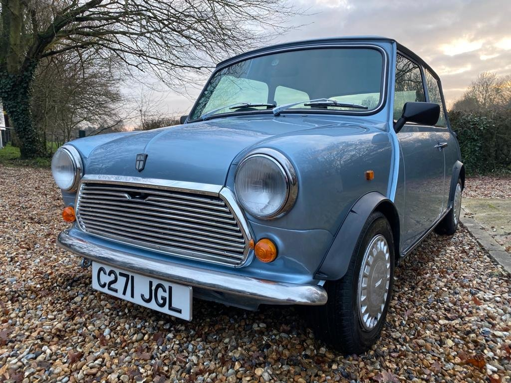 Stunning 1986 Mini Mayfair For Sale (picture 1 of 12)
