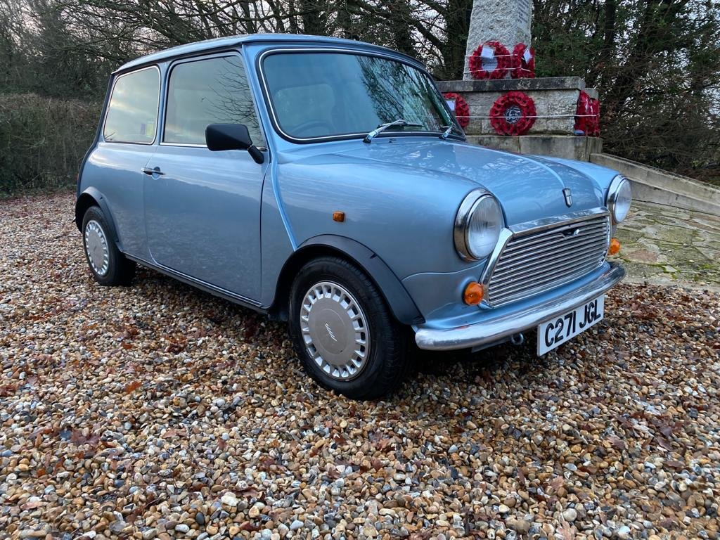 Stunning 1986 Mini Mayfair For Sale (picture 2 of 12)