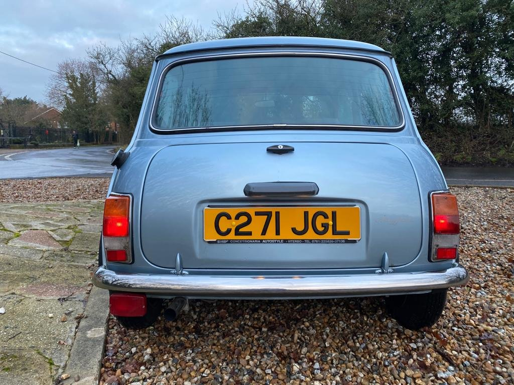 Stunning 1986 Mini Mayfair For Sale (picture 4 of 12)
