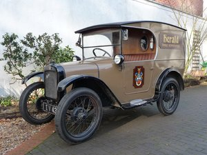 Picture of 1929 Austin Seven Van For Sale by Auction