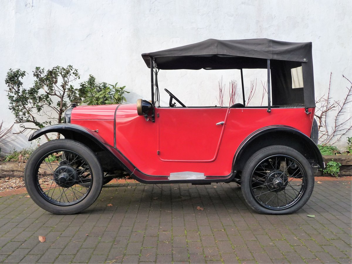 1927 Austin Seven Chummy For Sale by Auction (picture 2 of 22)