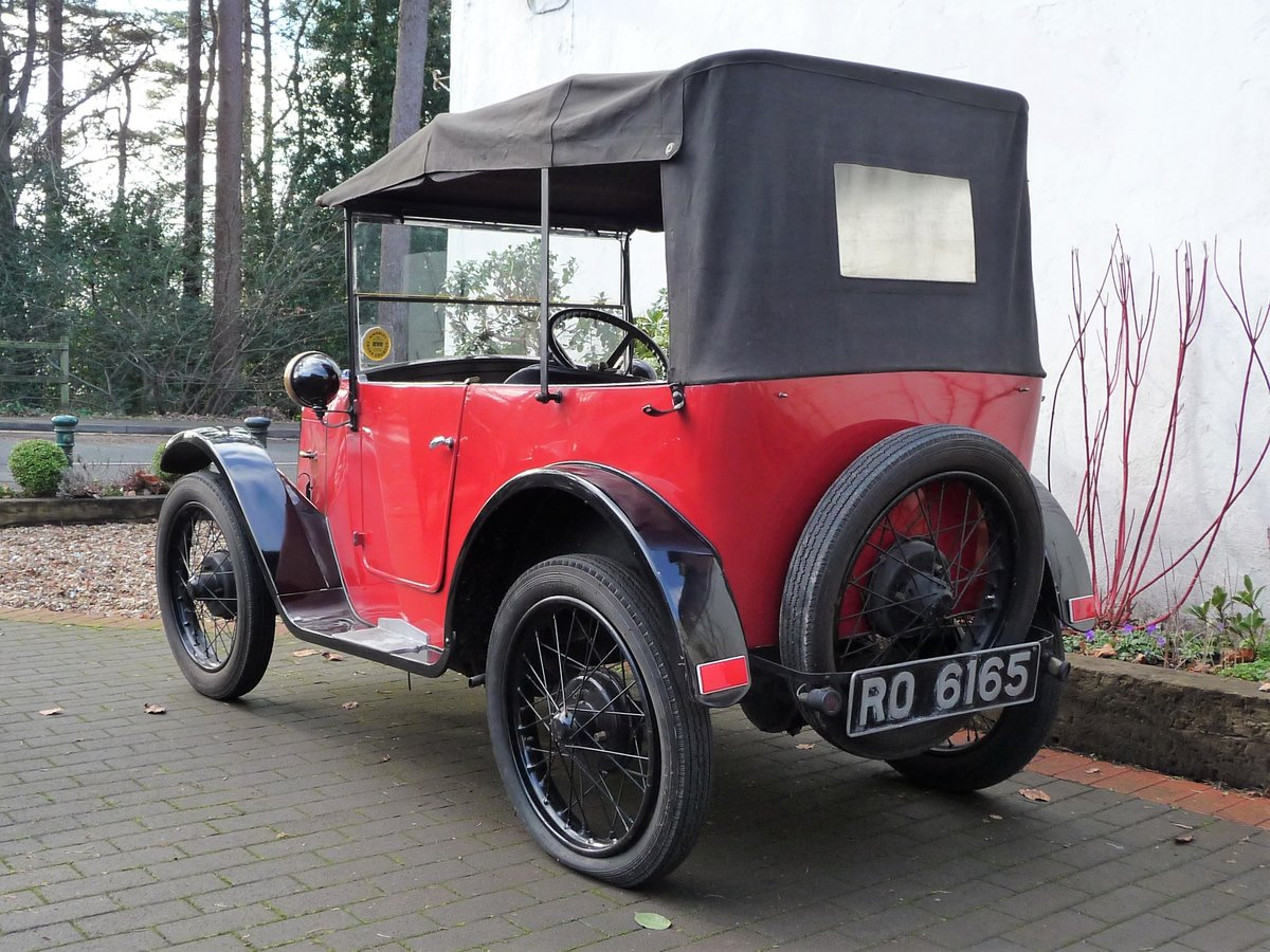 1927 Austin Seven Chummy For Sale by Auction (picture 3 of 22)