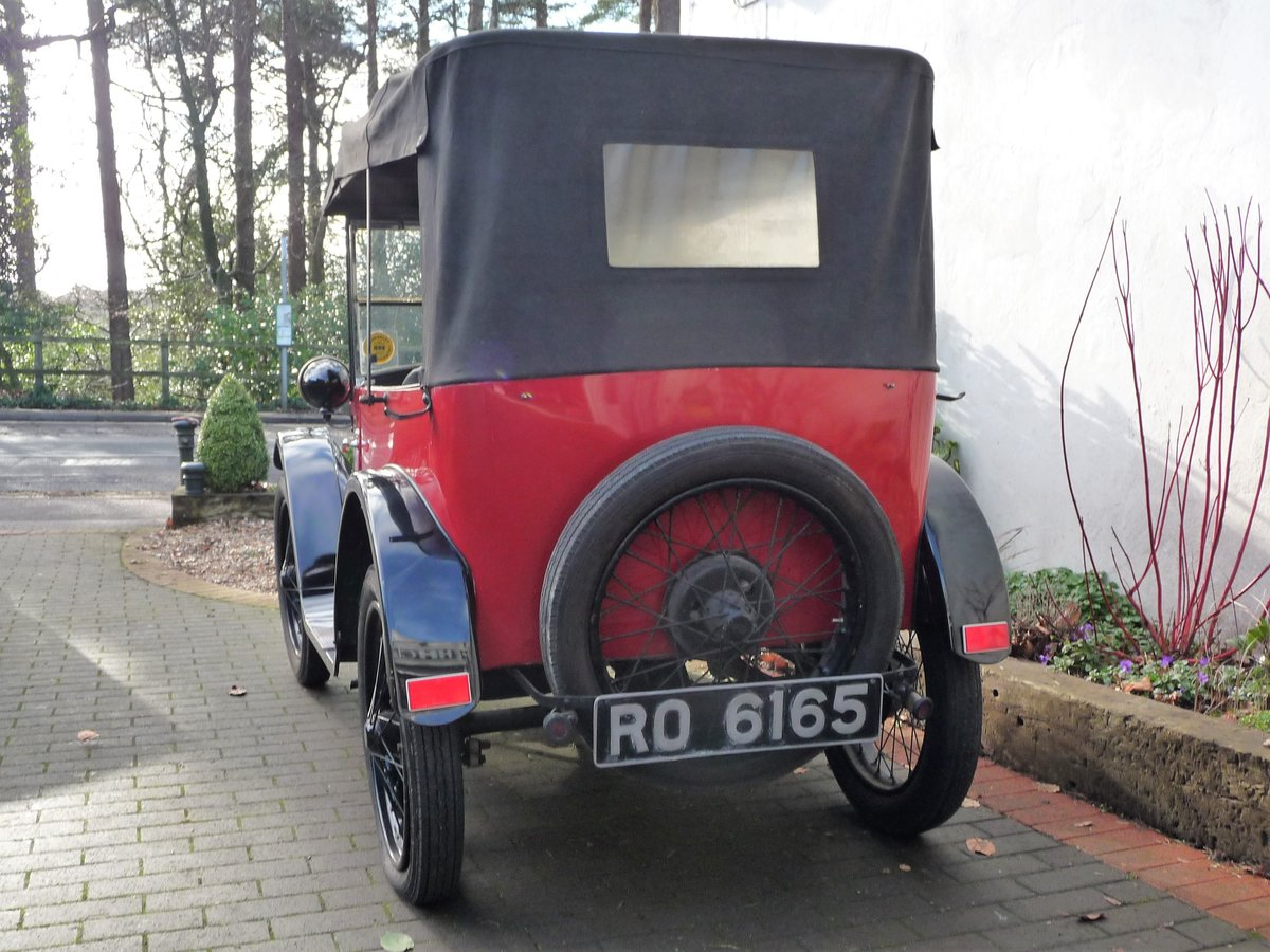 1927 Austin Seven Chummy For Sale by Auction (picture 4 of 22)
