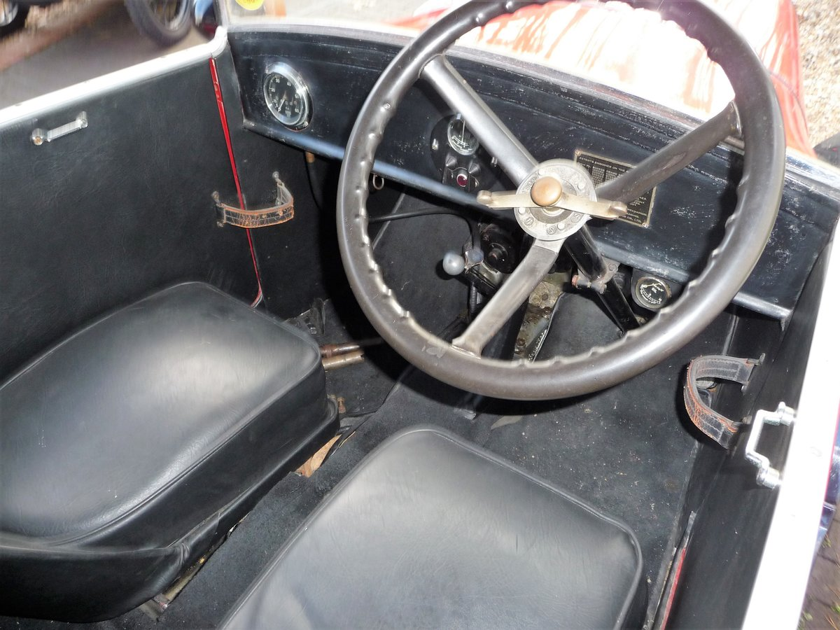 1927 Austin Seven Chummy For Sale by Auction (picture 8 of 22)